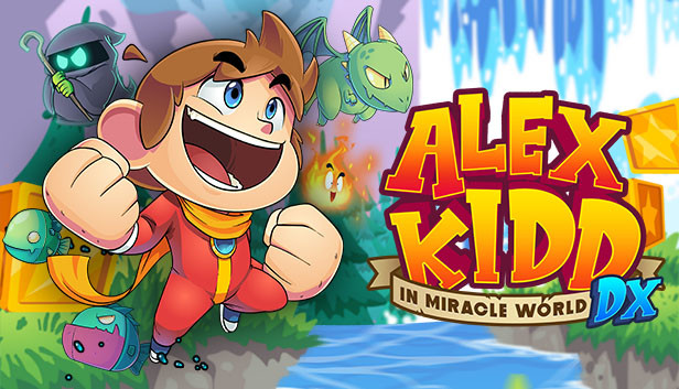 alex kidd