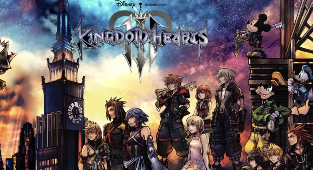 analisis kingdom hearts iii pc b4p