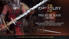 chivalry 2 battle4play header