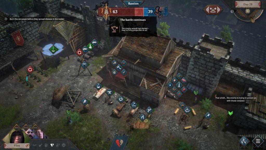 siege survival b4p