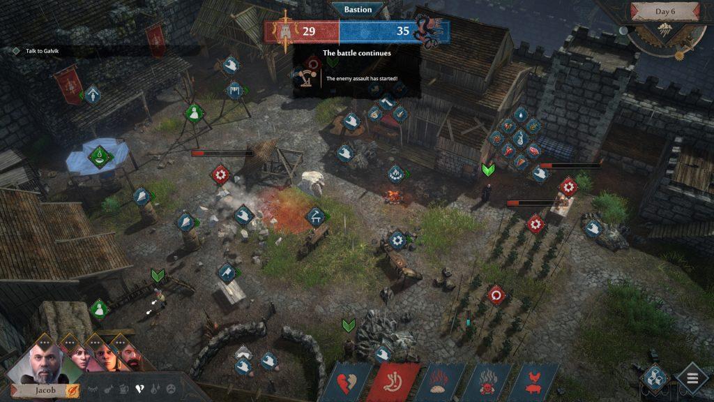 siege survival battle4play