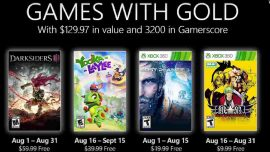 games with gold agosto 2021