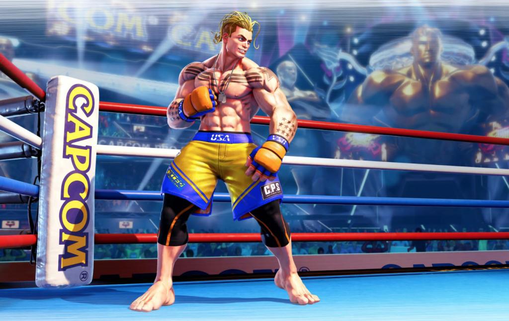 street fighter v nuevo personaje