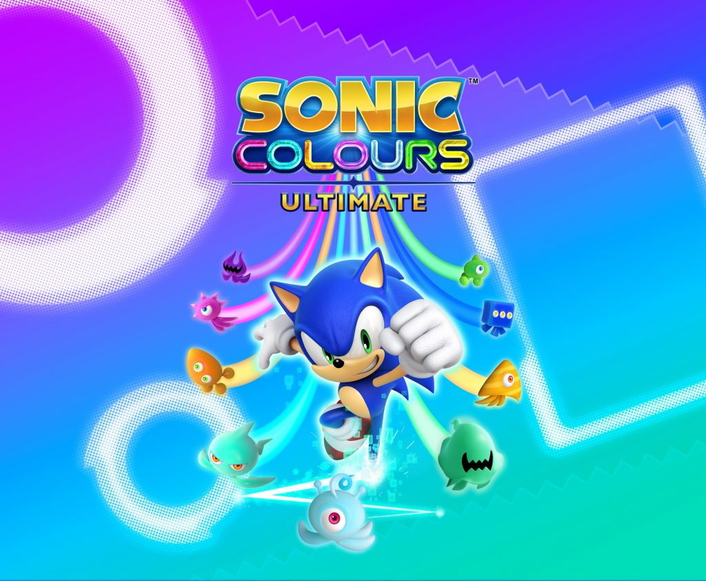 sonic colours ultimate serie