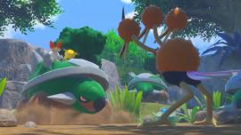 actualizacion new pokemon snap