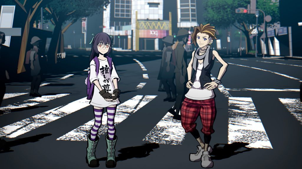 analisis neo the world ends with you 4