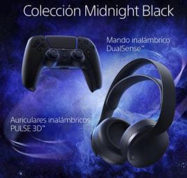 pulse 3d midnight black