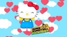 hello kity Super Monkey Ball Banana Mania