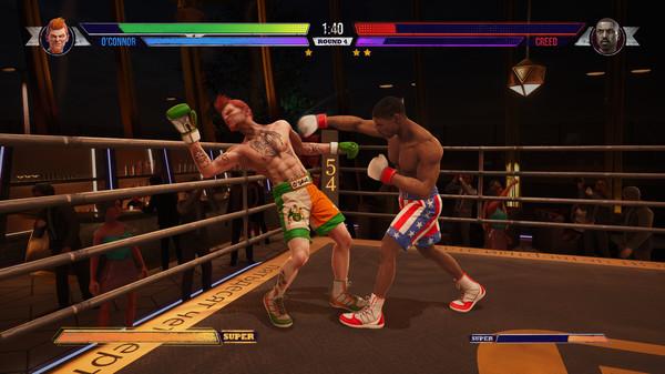 analisis big rumble creed champions boxing 2