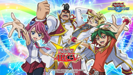 YU-GI-OH! DUEL LINKS arc-v